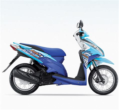 honda click 125i with idling stop in thailand