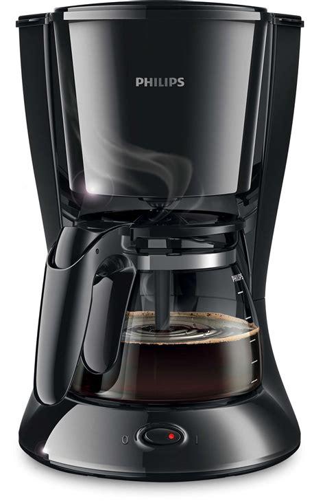 Philips Koffiezetapparaat Hd7447 20 Zwart by Daily Collection Koffiezetapparaat Hd7447 20 Philips