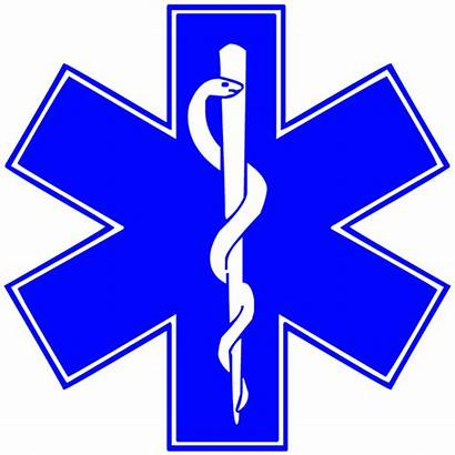 Medical Ems Emergency Symbol Star Fire Services