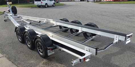 Aluminum Boat Trailer Pros And Cons by Wholesale Boat Trailer Parts Usa Bunks Slicks Rollers