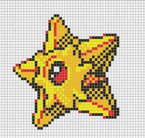 Simple Pixel Art Grid Pokemon Images | Pokemon Images