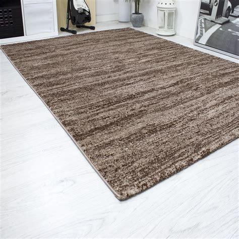 teppich beige kurzflor wohnzimmer teppich grau beige braun kurzflor meliert modern pflegeleicht trend ebay