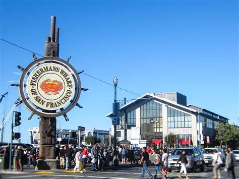 Fisherman's Wharf, San Francisco!  Nobody Does Nonsense
