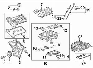 Chevrolet Camaro Vibration  Pulley  Engine  Damper