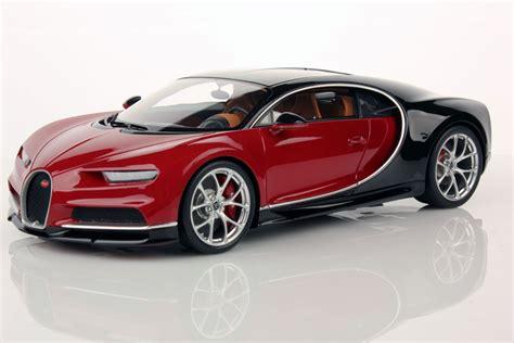 Bugatti Chiron 1:18   MR Collection Models