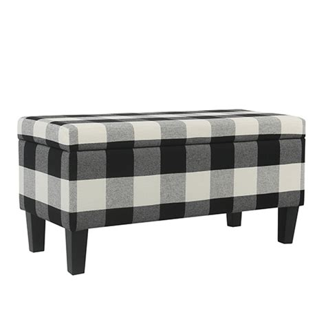 Decorative Storage Bench by Accent Storage Benches Bellacor