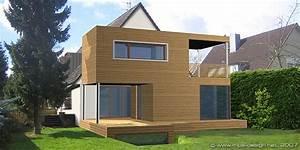 Anbau Einfamilienhaus Beispiele : hausanbau holz haus dekoration ~ Pilothousefishingboats.com Haus und Dekorationen