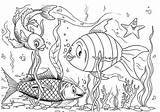 Fish Coloring Tank Pages Fishes Happy Aquarium Georgia Colouring Printable Sheets Drawings Sketch Netart Types Google Template sketch template