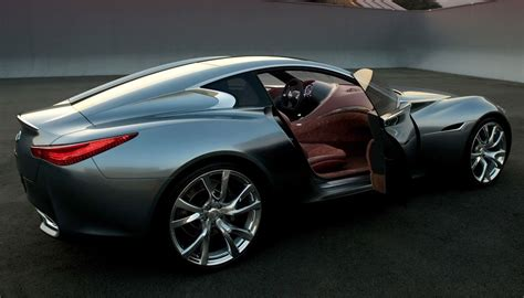 infiniti considers panamera style four door coupe photos 1 of 4