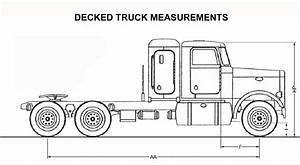 Truck Saddle Sizing
