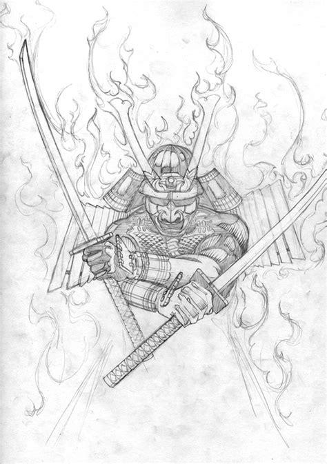 Anime Japanese Martial Arts Warrior With Powerful Samurai Martialarts Samuri Samurai