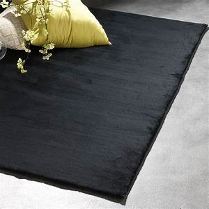 tapis noir With tapis noir salon