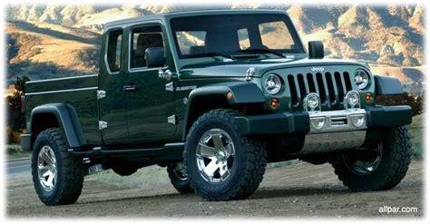 new jeep concept truck jeep gladiator concept car