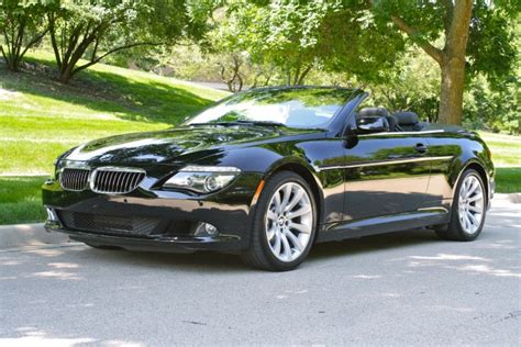 2008 Bmw 6 Series 650i Convertible Stock # M4715 For Sale