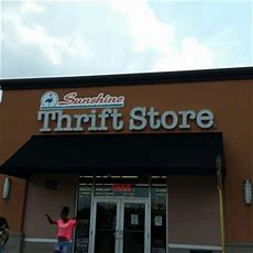 Sunshine Thrift Stores  Thrift Stores  Tyrone  St