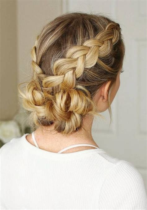 272 best plaits and braids images on pinterest hairstyle
