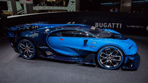 The press release states that, because this is a race car, all the necessary. Bugatti Chiron leads a wealth of performance cars at next week's Geneva motor show - Roadshow