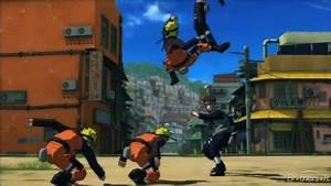 Naruto Shippuden Ultimate Ninja Heroes 3 Psp Games