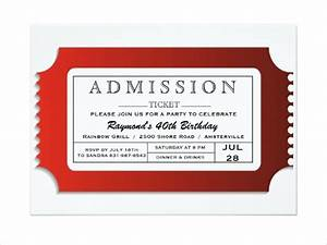 admission ticket template doliquid With entry tickets template