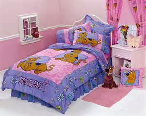 Scooby Doo Twin Bedding Set