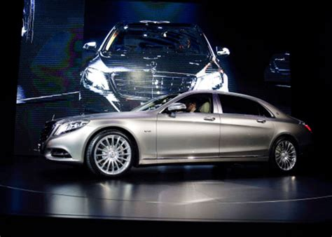 Ultra-luxurious Maybach Makes A Comeback As A Sub-brand Of