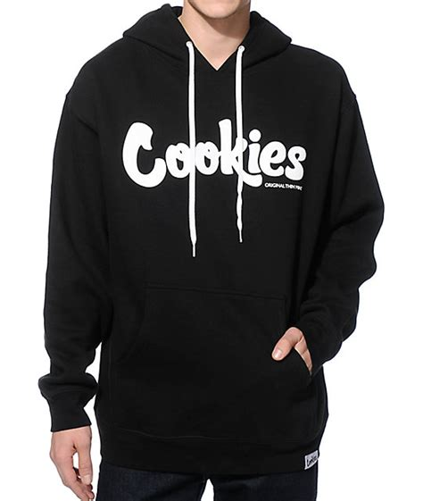 cookies sweater cookies thin mint hoodie zumiez