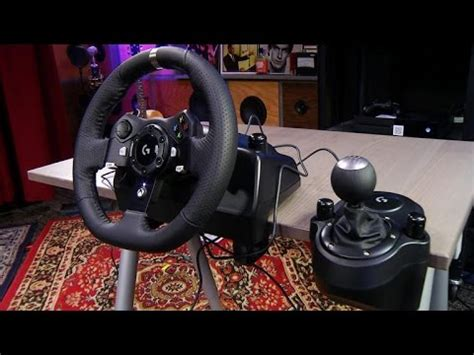 logitechs  driving force racing wheel offers  ultimate  high octane simulation youtube