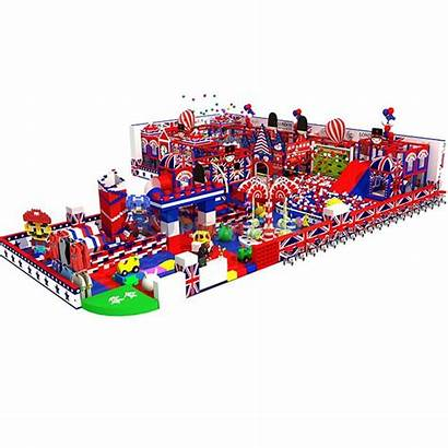 Indoor Soft Playground Park Play Themed England