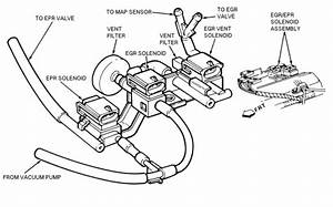 1993 Ford Truck Ranger 2wd 3 0l Mfi Ohv 6cyl