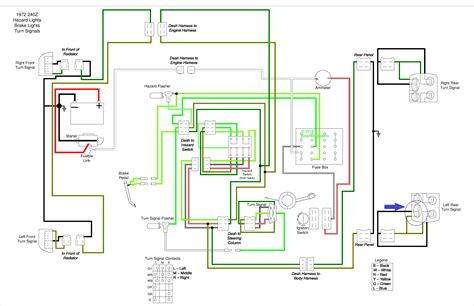 300zx Turn Light Wiring Diagram by I Need Everyone S Help On This Electrical The Classic