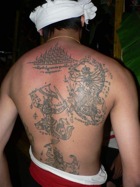 thai tattoo images designs
