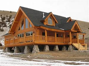 advantages fast assembly with panelized kit log homes