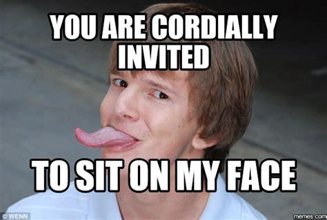 Sit On My Meme Sit Images Usseek