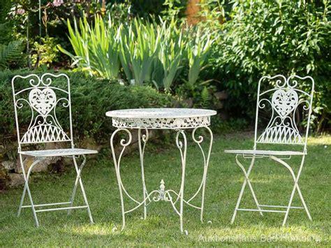 salon de jardin 1 table et 2 chaises fer forg 233 style