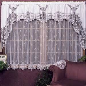 heritage lace heirloom single curtain panel walmart com