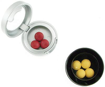 clear lid travel pill boxes pillthingcom