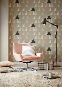 Tapeten ideen fur eine ausgefallene wandgestaltung for Balkon teppich mit deco tapeten