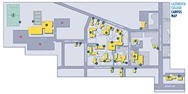 campus map cazenovia college