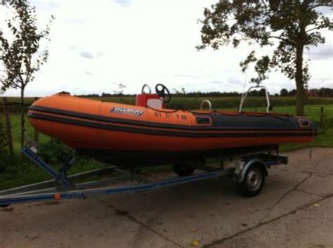 Rubberboot Jockeyseat by Duarry Sr8 Hypalon Rib Rubberboot Advertentie 185641