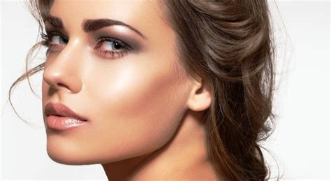 Ideal Eyebrow Shapes For Oval And Round Face