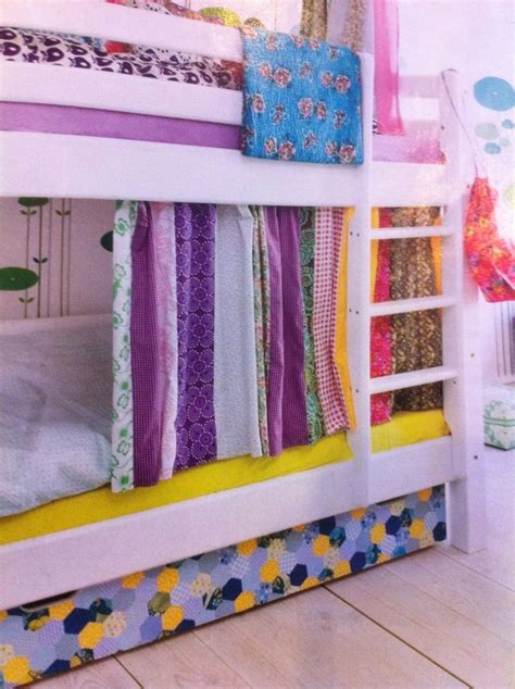 Bunk Bed Drapes - bunk bed curtains what i want to create soon