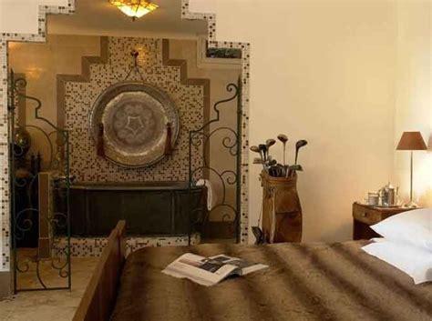 chambre style orientale deco chambre style