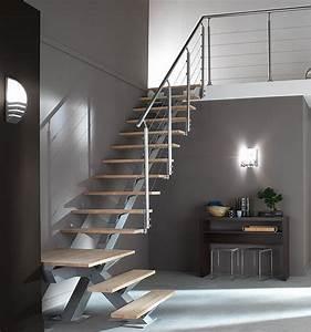 Hauteur Marche Escalier Extérieur : les diff rents types d 39 escaliers ~ Farleysfitness.com Idées de Décoration