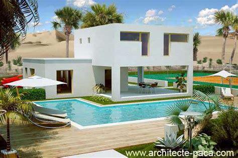 maison 5 chambres a louer plan de maison contemporaine ou moderne construire pour