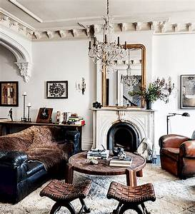 60, Amazing, Eclectic, Style, Living, Room, Design, Ideas, 54