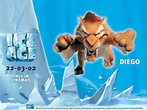 Diego - Ice Age Wallpaper (21756662) - Fanpop