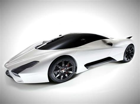 American Fast Cars by The Ssc Ultimate Aero Is An American Built Mid Engine