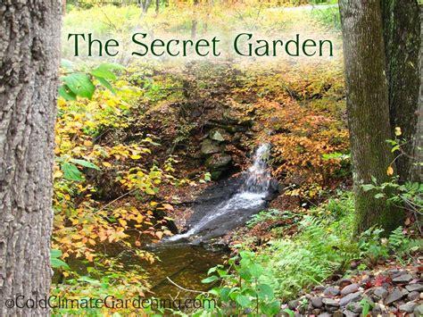 creating a secret garden the secret garden