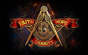 Freemason Wallpaper - Faith Hope & Charity