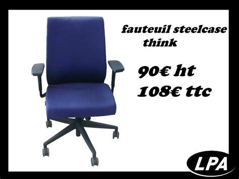 fauteuil steelcase think fauteuil mobilier de bureau lpa